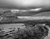 New Mexico Landscapes - 2013