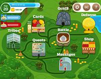 Fruitrcaft - social card game