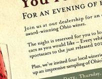 Audi Wine and Drive Event