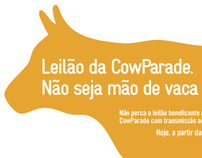 Anúncios Leilão Cow Parade