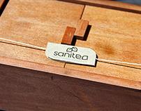 SaniTea: Herbal. Emotional. Wellness