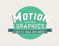 O que é Motion Graphics?