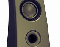 Logitech Stereo speakers