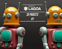 3D Projects | Lagoa MultiOptics® Render