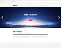 Bravo | WordPress Theme