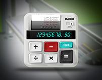 Printing Calculator Icon