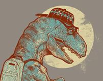 I Was A Teenage T.Rex