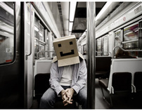 Cardboard Box Head - Part two
