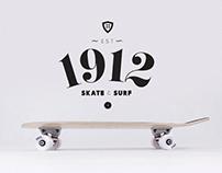 1912™ Skate & Surf