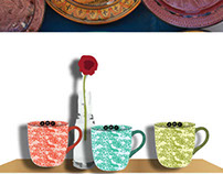 Moroccan Inspired Accessories & Home Goods  - Group 5