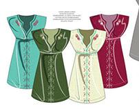 Moroccan Inspired Women's Wear - Group 2