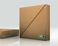 Packaging for Land Rover magazine - Special edition