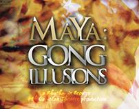 Rhythm in Bronze : Maya Gong Illusions