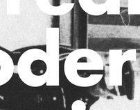 Futura and the Typography of Fascism