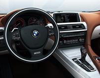 6er Gran Coupe full CGI-Interior