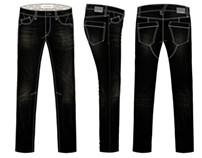 Men's Denim Pants Designs