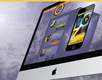 Bravo App website