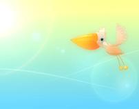 pelican (intro) ANIMATION