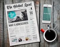 The Global Local Newspaper