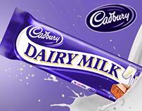 NEW Special design : Cadbury Dairy Milk