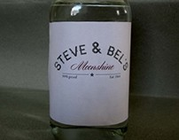 Steve and Bel's Moonshine
