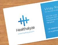 Branding For Healthalyze
