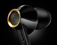 Virtual photography - Philips Fidelio S2 Black