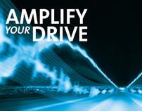 Sirius Satellite Radio Auto Show Booth Design