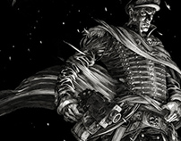 Black Library Covers