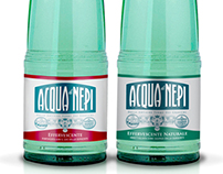 Acqua di Nepi: packaging identity restyling