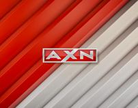 AXN Latin America 2013 INHOUSE Refresh