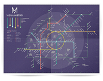Vienna Metro Redesign