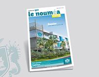 Magazine de la ville de Nouméa