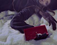 Fictive Louis Vuitton ad