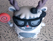 Missing Yeti - Collectible Toy