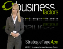 Business Factor, iPhone Application