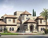 Saud Al-Gosaibi Palace