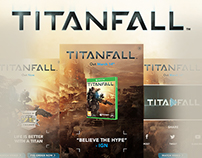 Titanfall Mobile Ad