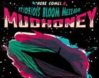 Poster Mudhoney 2015
