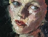 Portrait detail (classic study)