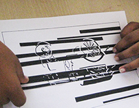 Workshop conceptual Design for M.A. textiles BID: 2013