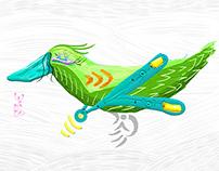 Ornitobird