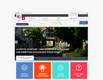 NKM Paris 2014 - website