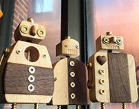 Woodbot Friends