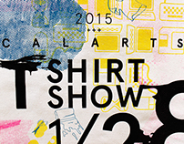 2015 CalArts T-Shirt Show