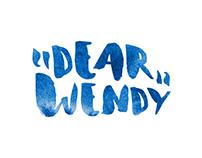 Wendy Font