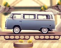 Volkswagen   The Last Hippie Van