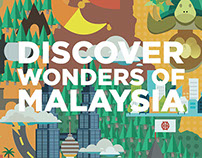 Discover Wonders Of Malaysia