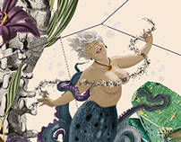 ANTROPOAMORFICO: Ursula enamorada