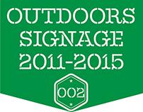 OutDoors Signage 002